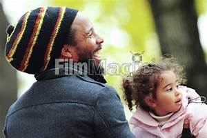 Musician Ziggy Marley and his daughter Judah Marley attend ...