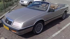Chrysler Le Baron Cabriolet : chrysler le baron technical specifications and fuel economy ~ Medecine-chirurgie-esthetiques.com Avis de Voitures