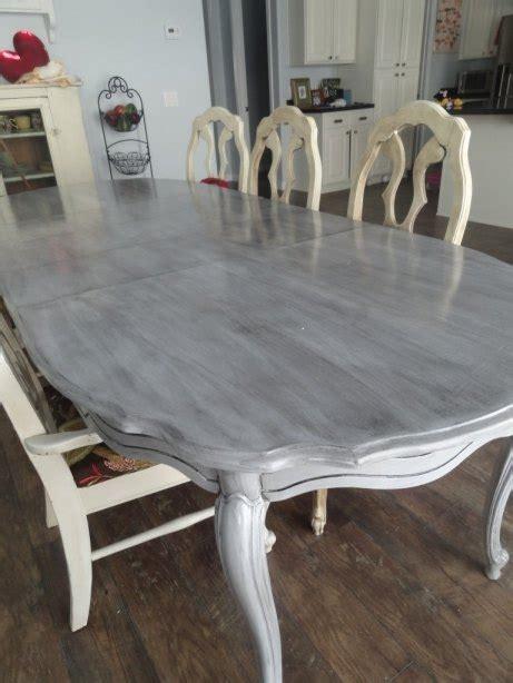 gorgeous ways  bring  worn kitchen table