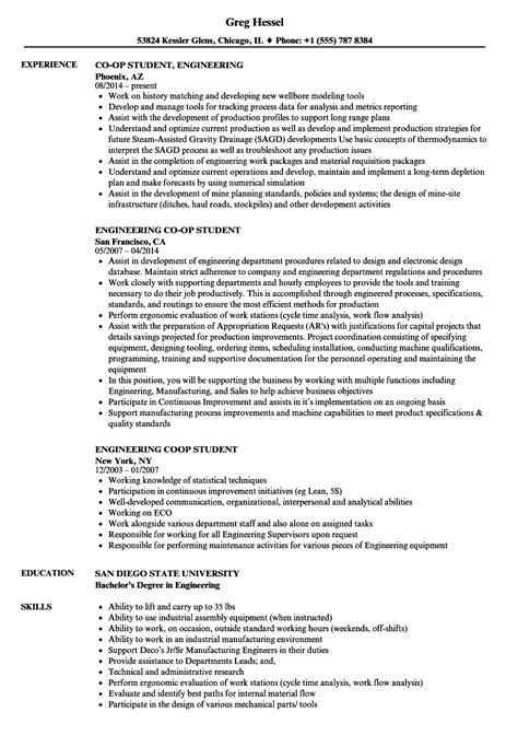 Engineering Student Resume | IPASPHOTO