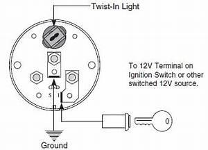 How To Install Auto Meter Voltmeter Gauge
