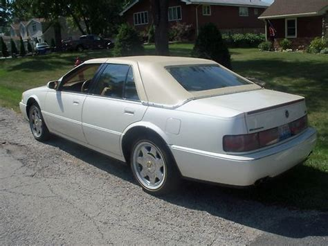 Sell Used 1994 Cadillac Seville Sts Sedan 4-door 4.6l In