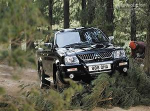 Mitsubishi L200 Double Cab Specs  U0026 Photos