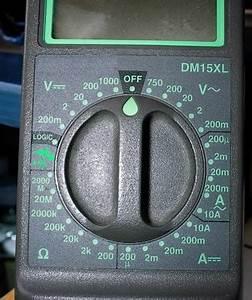 Utilisation D Un Multimètre Digital : utilisation d 39 un controleur universel multim tre mesures lectricit lectronique ~ Gottalentnigeria.com Avis de Voitures