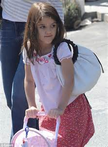 Katie Holmes' Daughter Suri Cruise Hinting For A Sibling