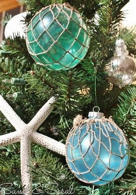 diy beach inspired holiday decoration ideas hative