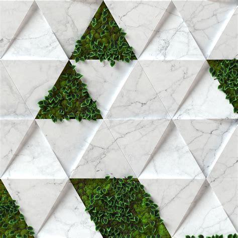 3d Wallpaper Texture Seamless by Moss Seamless Wall Panel Texture 3d Cgtrader