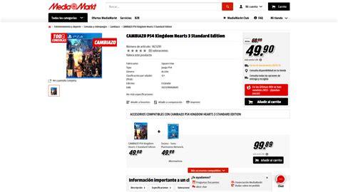 Cambiazo Media Markt Playstation Classic