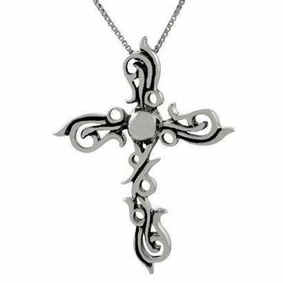 Cross Celtic Sterling Necklace Timeless Necklaces Jewellery