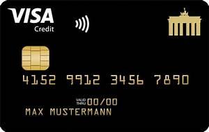 Gutschrift Auf Kreditkarte : deutschland kreditkarte gold exklusive visa karte ohne girokonto ~ Orissabook.com Haus und Dekorationen