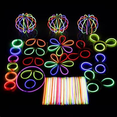 Glow Party Supplies Dark Favors Stick Led