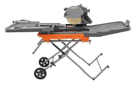 ridgid tile saw water ridgid beast 10 inch tile saw pro construction guide