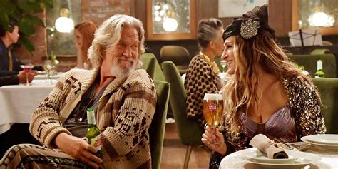 Carry 2019 Hd Picture by Carrie Bradshaw And The Dude Make An Unlikely Pair In