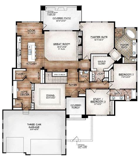 home blueprints 17 best ideas about open floor plans on open floor house plans open concept house