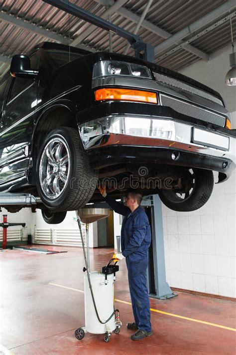 change in suv service maintenance stock