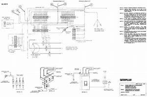 Diagram  C18 Cat Engine Generator Wiring Diagram Full
