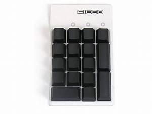 Blank, Black Filco 17 Key Keypad Keyset : FKB17 : The ...