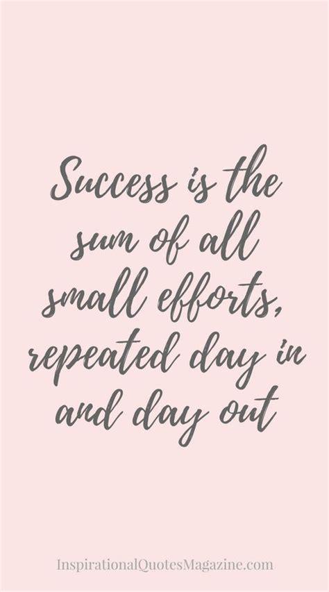inspirational quotes  work success   sum