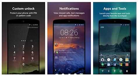 next android update new update to microsoft next lock screen for android