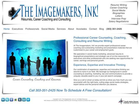 Resume Writers Ink Llc by New Career Coaching Website The Career Coach