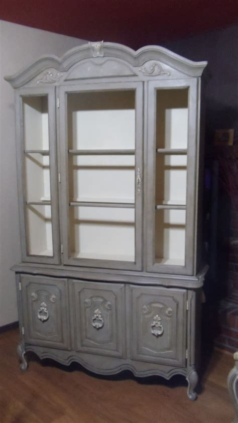 grey china cabinet 134 best china cabinets hutches images on
