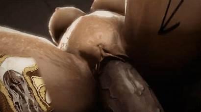 Vagina Penis Inside Cock Cum 3d Animated