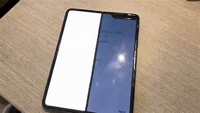 Fold Galaxy Samsung Breaking Iphone Units Issues