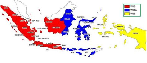 lagu sulawesi barat pembagian waktu di indonesia zona waktu indonesia