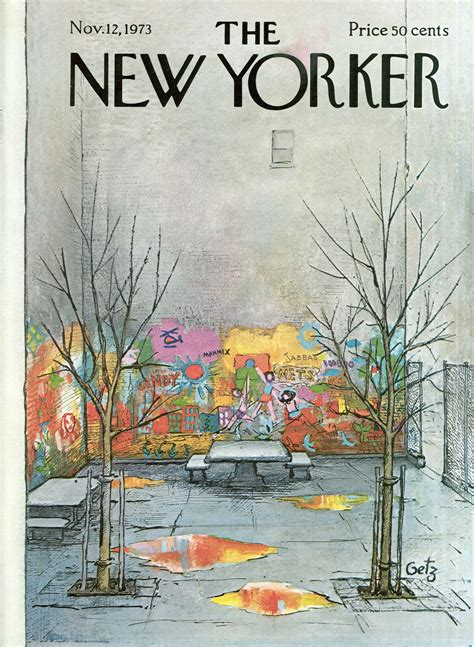 The New Yorker - Monday, November 12, 1973 - Issue # 2543 ...