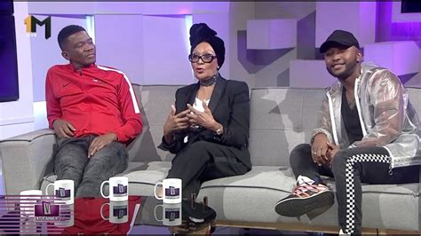 Mp3, 44100 hz, stereo, s16p, 128 kb/s. Somizi introduces Felicia with pride | V-Entertainment ...