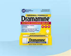 Dramamine® Motion Sickness Medicine Products Motion Sickness