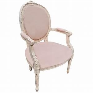 Meuble Laqué Beige : fauteuil de style louis xvi lin beige et bois laqu beige ~ Premium-room.com Idées de Décoration
