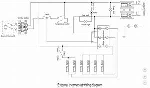 Wiring Diagram Heating Contactor