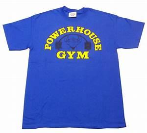 T Bar Size Chart Bodybuilding T Shirts Ph101 Powerhouse Gym Shirt Tank