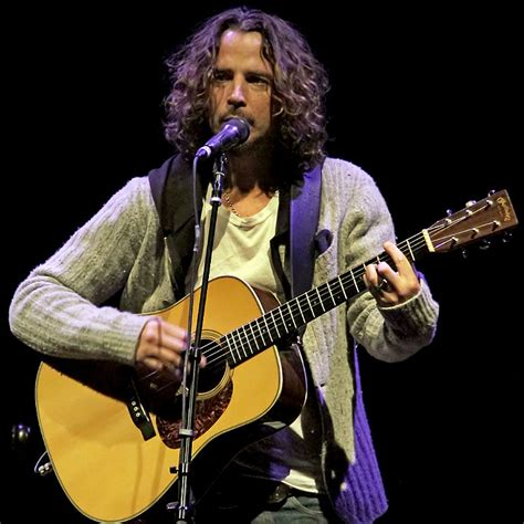 chris cornell announces north american acoustic  gigwise
