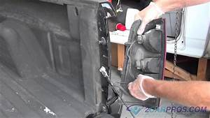 Reverse Light Bulb Replacement Chevrolet Silverado 2000-2007