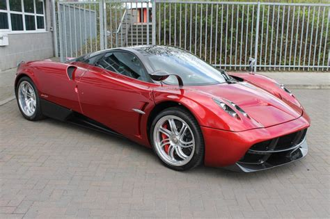 Pagani Huayra For Sale At £1,849,990 In The Uk