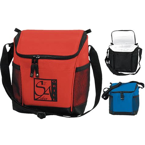 designer lunch bags customized designer kooler bag promotional lunch bags