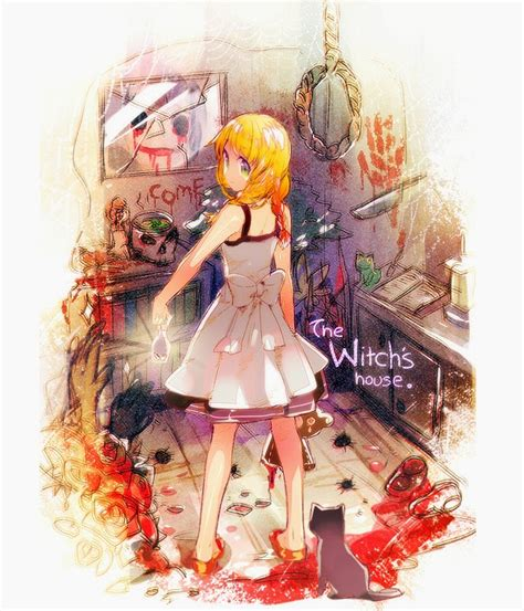 Rpg Game Horror The Witch House