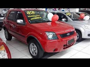 Pre U00e7o Do Ford Ecosport 2006 1 6 Xls 8v Flex 4p Manual Em