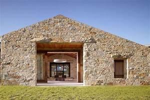 Construction Maison En Pierre : construction maison en pierre id es d coration id es ~ Melissatoandfro.com Idées de Décoration