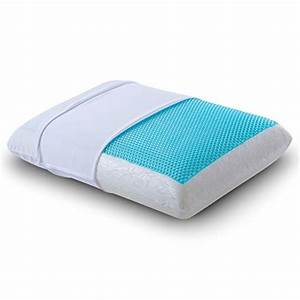 8 best cooling pillows for 2018 reviews on gel and With best pillow that stays cold