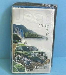 11 2011 Jeep Liberty Owners Manual  User Guide With