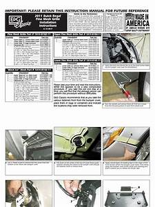 11 Up Buick Regal Grille Installation Manual Carid
