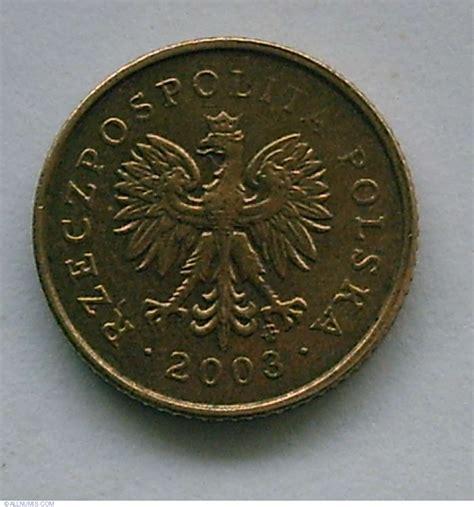 1 Grosz 2003, 1990-2014 Issue - 1 Grosz - Poland - Coin - 9006