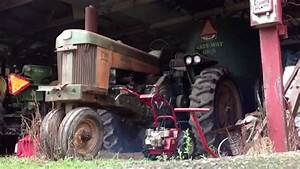 John Deere 730 Diesel First Start In More Then Five Years