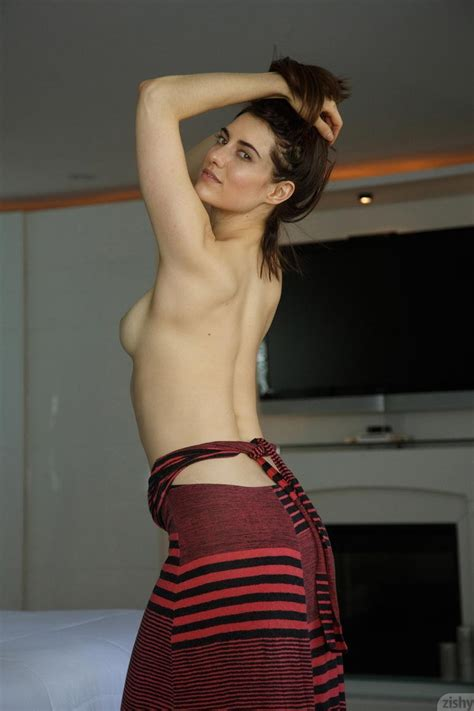 Tiffany Crystal in a Tight Dress