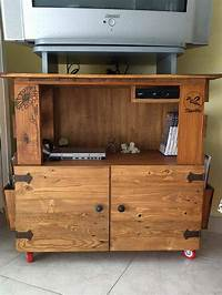 tv stand ideas 50+ Creative DIY TV Stand Ideas for Your Room Interior ...