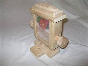Wooden Gumball Machine - The Wooden Contraption