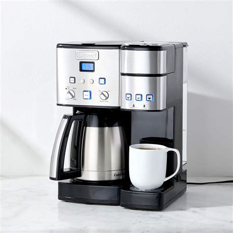 Cleaning your coffee maker with vinegar is not much different than the process you use to make coffee. How Do You Clean A Cuisinart Keurig Coffee Maker - Image of Coffee and Tea